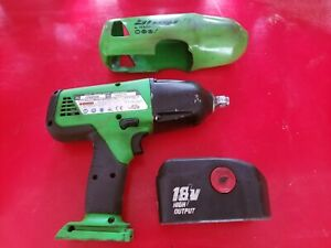 Snap On 1 2 Electric Impact Wrench Ct6850g W 18v Battery