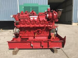 Cat C32 1000 Hp 752 Hours Since Rebuild In 2013 By Holt cat