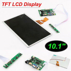 10 1 Hdmi Touch Screen Tft Lcd Panel Module Shield 1024x600 For Raspberry Pi