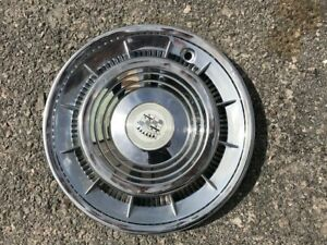 1959 1960 Cadillac Eldorado Fleetwood Hubcap With Medallion