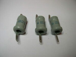 Doorknob Capacitor K15y 2 470pf 2kv Nos Lot Of 3pcs