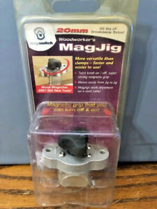 Magswitch T21138 Woodworker s Magjig 95 Lbs Force 20mm Mag Jig