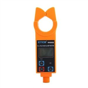 High low Voltage Etcr9000s Portable Type Clamp Current Leaker 10kv Wo