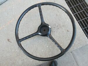 Nos 1948 1949 1950 1951 1952 Ford Pickup Steering Wheel Ford Truck