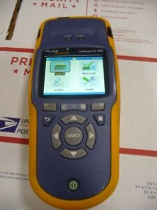 Fluke Networks Linkrunner At 1000 Microscanner 2