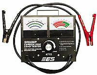 500 Amp Carbon Pile Battery Load Tester Electronic Specialties El710