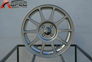 16x7 Rota R Spec 5x114 3 45 Steel Grey Wheels set Of 4
