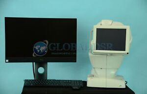 Topcon Maestro 3d Oct 1 Fundus Camera Optical Coherence Tomography