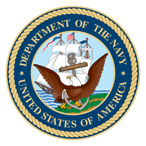 Department of the Navy US Seal American Sticker Bumper Decal #RS11 $2.99