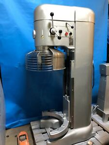 Hobart M802 80 Quart Tall Boy tall Column Mixer W Bowl Guard