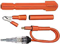 In line Spark Checker Kit For Recessed Plugs S G Tool Aid 23970