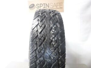 Single New 265 75r16 Bridgestone Dueler Rvt 114t Dot 1112