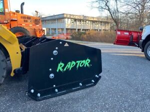 8 Skid Steer Pusher Raptor