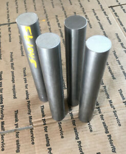 1 1 4 Steel Round Stock 4 Pcs Lathe Machining Shaft Blacksmith 8 L 1045 1 25 Cr