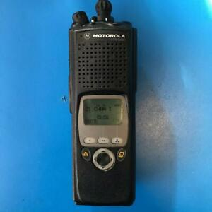 Mototola Xts5000 Uhf 1 380 470mhz P25 Digital 9600 Trunking Portable Radio Ham