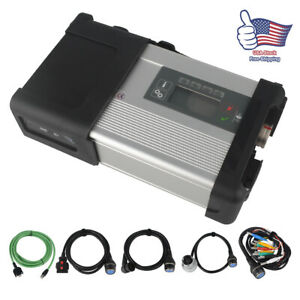 Mb Star C5 Sd Connect Compact 5 Multiplexer Diagnostic Wifi For Mercedes Benz