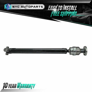 19 1 4 Front Drive Shaft For 1999 02 2003 2004 2005 Chevy S10 Blazer Gmc Sonoma