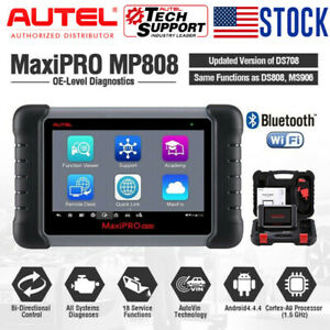 Autel Maxipro Mp808 Diagnostic Scan Tool Bi directional Control Key Programming