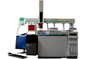 Agilent Hp 6890 Gc With Ctc Headspace Autosampler