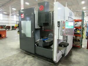 Haas Umc750 Cnc Vertical Machining Center