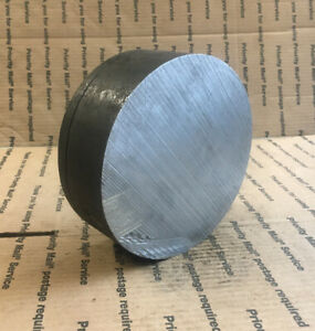 7 Round Steel Stock Bar Lathe Machining Blacksmithing Puck