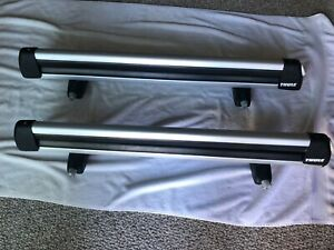 Thule 92725 Universal Ski Rack Fits 6 Skis Or 4 Snow Boards With 2 Keys