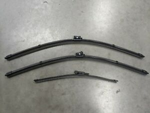 Genuine Oem Mercedes Benz Glc class X253 Front Rear Wiper Set