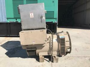 Newage stamford Generator End 2 Bearing Continuous Duty 550 Kw 3 Phase 1988