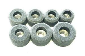 7 Pcs Sioux Valve Seat Grinder Stone Set Of 4 Of 1 1 8 3 Of 1 1 4