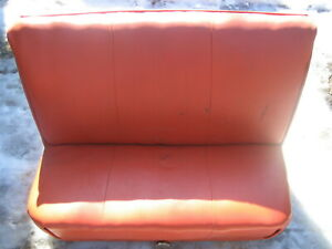 1928 1929 1930 1931 Model A Coupe Front Seat