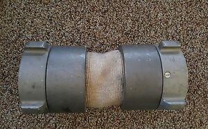 Fire Truck Accessory 4 Coupler With 4 Female Swivel Npt