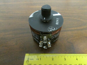 Staco Type 221 Variable Autotransformer 120v In 0 132 Out 2 25a Max 0 30va Max