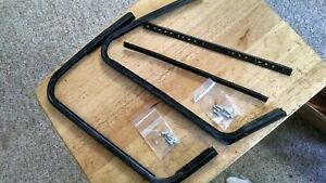 1957 1958 Cadillac Hdtp Front Vent Window Seal Kit New