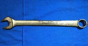 Vintage Old Logo Snap On Oex 32 Sae 1 Combination Wrench 1930 S