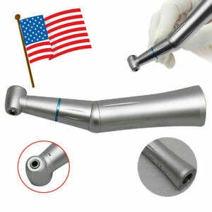 Dental Inner Water Slow Low Speed Contra Angle Handpiece Push Fit Kavo E type Ei