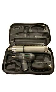 Nib Welch Allyn Macroview Diagnostic Set 97200 m Otoscope ophthalmoscope