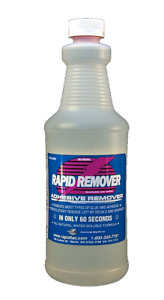 Rapid Remover Adhesive Remover For Vinyl Wraps Graphics Decals Stripes 32oz