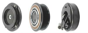 Ac Compressor Clutch Kit Coil Pulley Fits 2011 2013 Toyota Sienna