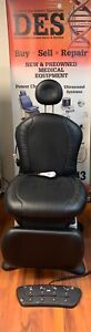 Midmark 641 Procedure Chair With Rotational Base Foot Control Inside Delivery