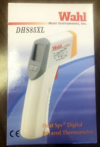 Wahl Heat Spy Gun Digital Infrared Thermometer New Dhs85xl