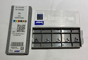 Iscar Carbide Inserts 11ir 1 75 Iso Ic908 Qty 5 New