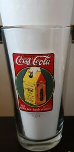 Vintage Coca Cola Glass Bottles in This New Handy Container 1924