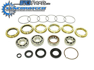 Synchrotech Carbon Basic Rebuild Kit For 06 11 Honda Civic Si K20z3 Transmission