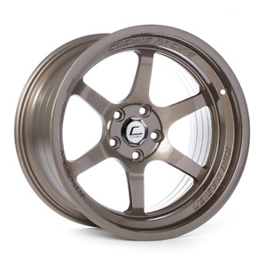 Cosmis Racing Xt 006r Xt006r Wheel 18x11 8mm Offset 5x114 3 Bronze Finish