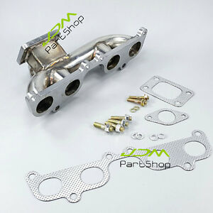 For Toyota Tacoma 95 07 Hilux 4 Runner T100 2rz Fe 3rzfe Turbo Exhaust Manifold