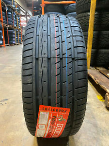 2 New 225 45r17 Fullrun F6000 Ultra High Performance Tires 225 45 17 2254517 R17