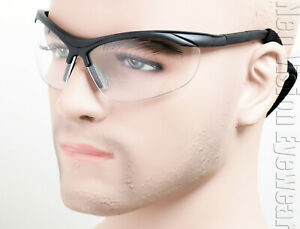 Erb Erbx 1 5 Clear Lens Safety Glasses Bifocal Reading Magnifier W Cord Z87