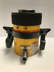 Enerpac Rch 603 Hydraulic Hollow Cylinder 60 Tons Capacity 3 Stroke 2