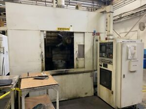 New Britain 1115ncv Cnc Twin Spindle Vertical Turret Lathe B40589