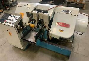 Daito Ga260w Semi Automatic Horizontal Band Saw 10 1 4 Rd Cap 5hp 1 Blade